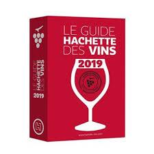 Sélectionné par le guide Hachette des vins 2019