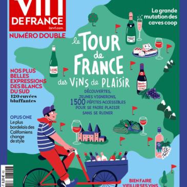 Revue des Vins de France Juillet 2020