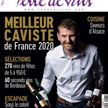 Article Terre de vins